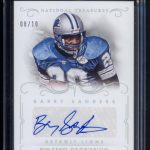Barry Sanders Autograph Signings 2018 Schedule Bonus Worth