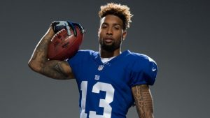 Odell Beckham Jr Autograph Signing 2018 Meet and Greet
