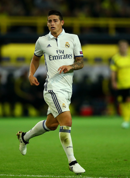 James Rodriguez Salary 2017 per Week Month Year Net Worth