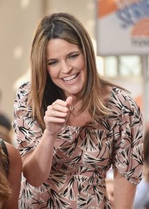 Savannah Guthrie Salary 2018 Net Worth How Much Money does She Make a Year