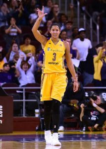 Candace Parker Salary 2018 Net Worth WNBA Career Earnings Endorsements