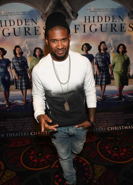 a singer Usher