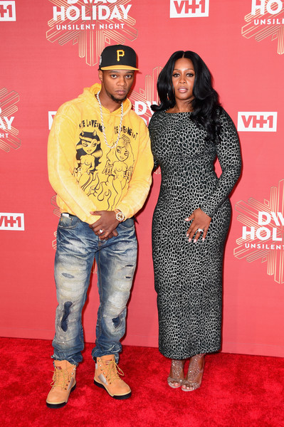 Remy Ma in a event