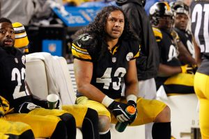 Troy Polamalu Autograph Signing 2018 Net Worth