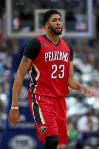 Anthony Davis Salary 2018 Net Worth Contract Commercial Endorsements