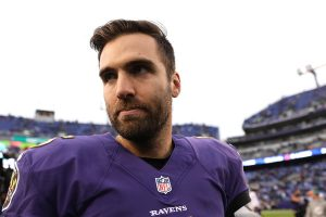 Joe Flacco Salary 2019 Autograph Signing Contract Net Worth