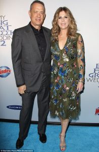 How Much is Tom Hanks Net Worth 2018 Wife Rita Wilson Earnings Salary