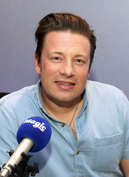 Jamie Oliver in interview