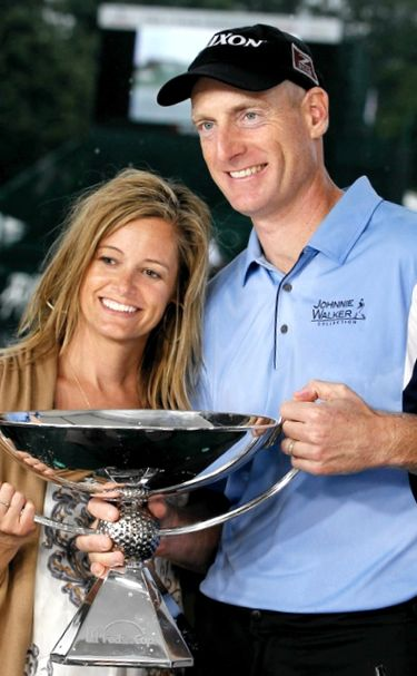 Furyk and Tabitha