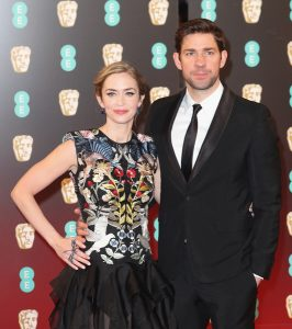 Emily Blunt Net Worth 2018 vs Boyfriend Husband John Krasinski