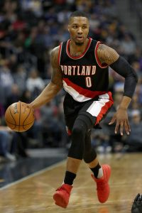 Damian Lillard Salary 2018 Net Worth Endorsements