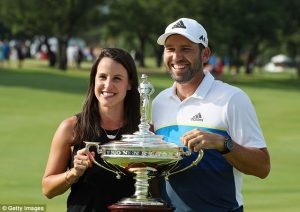 Sergio Garcia Earnings 2018 Net Worth Endorsements Fiance
