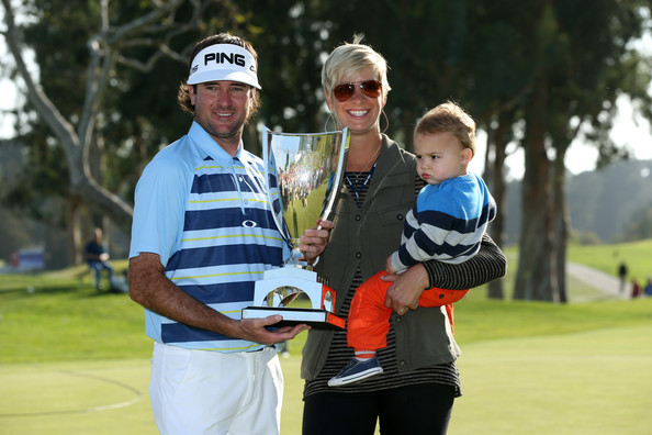 Bubba along with family