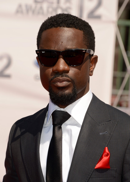 the talented Sarkodie