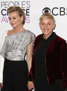 Ellen Degeneres 2018 Net Worth Salary Wealth Vs Wife Portia De Rossi Income