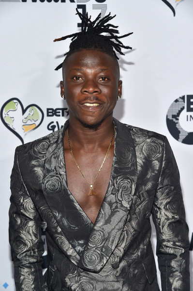 Surely he is Stonebwoy