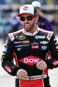 Austin Dillon Sponsors 2018 Earnings Salary Net Worth