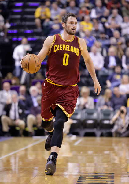 A talented Kevin Love one