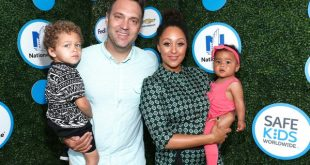 family of Tamera with Housley