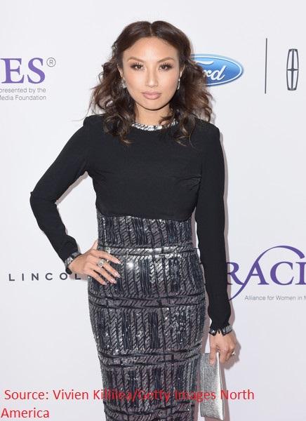 pretty one Jeannie Mai