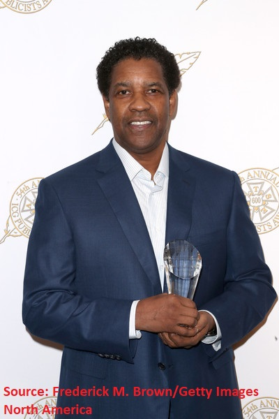 Very talented Denzel Washington
