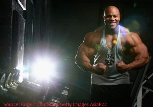 Phil Heath Net Worth 2018 Prize Money Salary Endorsements Earnings