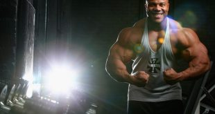 best one Phil Heath