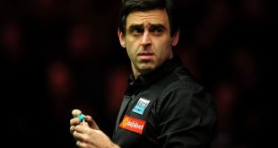 champion player O'Sullivan