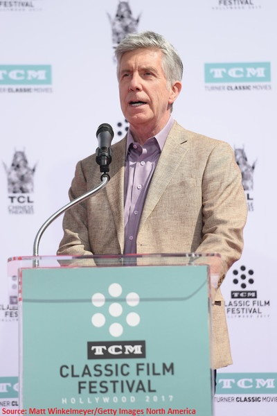 best host Tom Bergeron