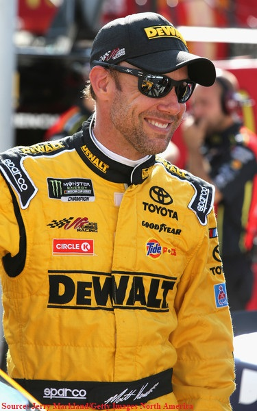 currently in form Matt Kenseth