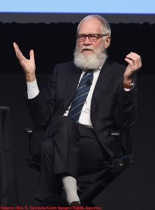 How much is David Letterman Net Worth in 2018 and Salary he does Make per Episode