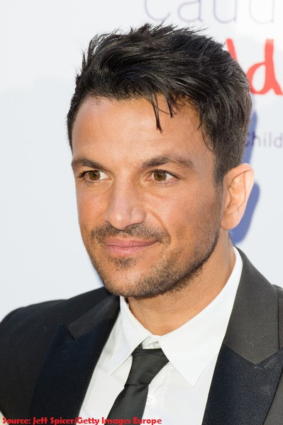 the skilled Peter Andre