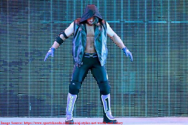 one of best AJ Styles