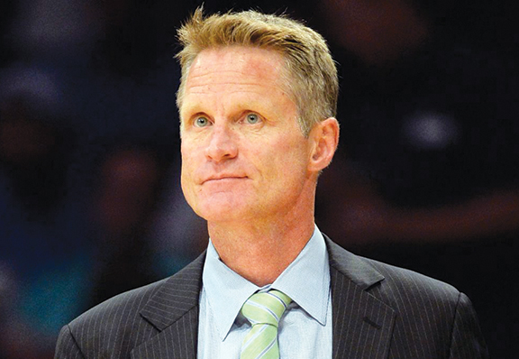 How much does Steve Kerr Make per Year? Steve Kerr Salary 2018 Net Worth