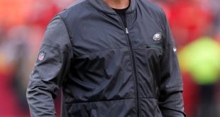 A good coach Doug Pederson