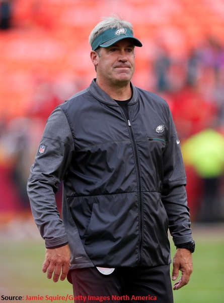 Doug Pederson Salary 2019 Net Worth Wife