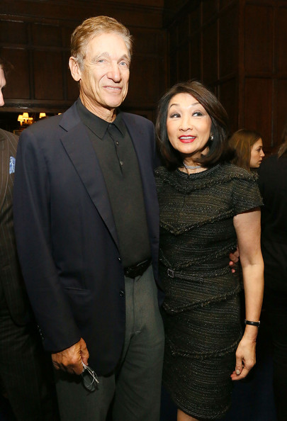 Maury Povich Net Worth 2018 vs Wife Connie Chung