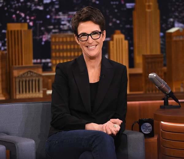 the only Rachel Maddow
