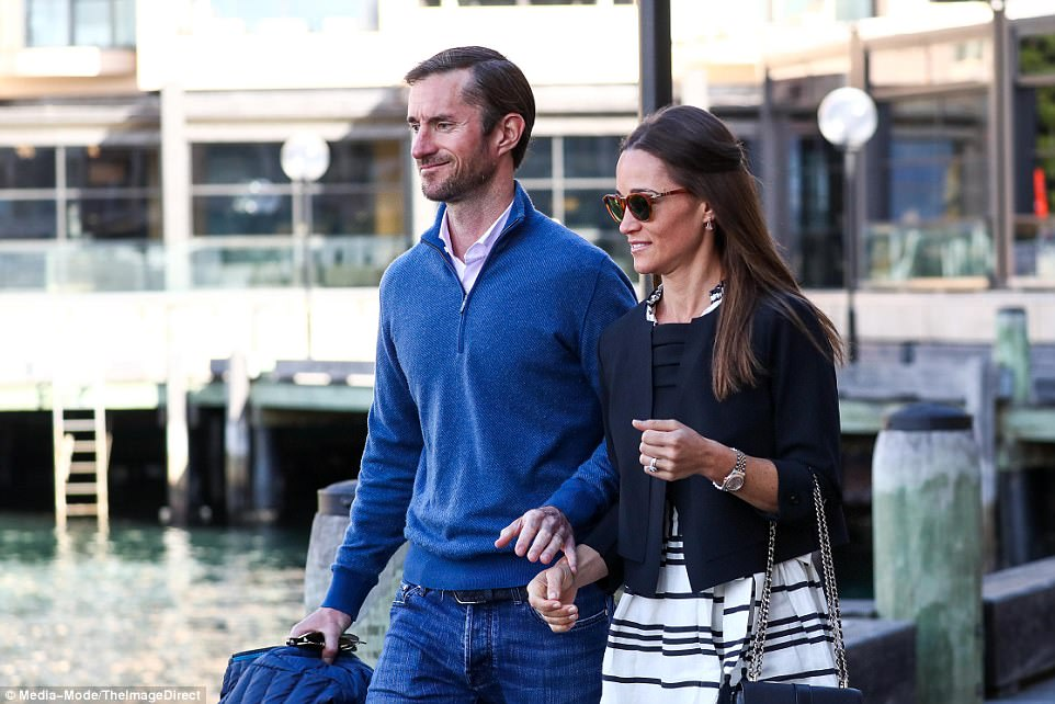 How much is Pippa Middleton Net Worth 2018 Vs Husband James Matthews