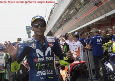 Valentino Rossi Salary 2018 Net Worth Earnings Sponsors