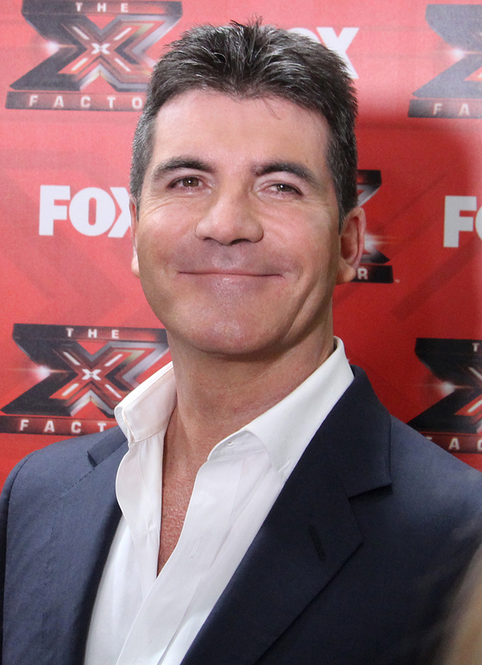 Simon Cowell Diet